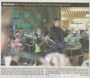 krantenbericht workshop jozefschool 2nov2012